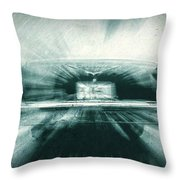 Fast 57' Throw Pillow