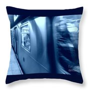 Fast Track  Throw Pillow