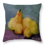 Fat Bottom Pair Throw Pillow