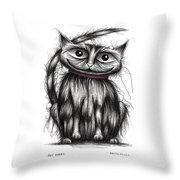 Fat Harry Throw Pillow