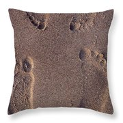 Father And Son Throw Pillow