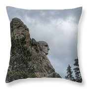 Father Of The Country Throw Pillow