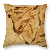 Fathers Joy Tile Throw Pillow