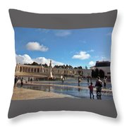 Fatima-5 Throw Pillow