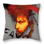 Favo Rites 34 Throw Pillow