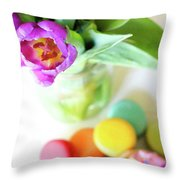 Favorite Things Throw Pillow