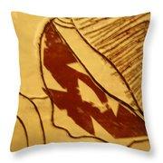 Favour - Tile Throw Pillow