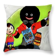 Favourite Childhood Memories Throw Pillow