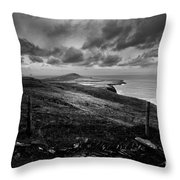 Feaghmaan West Throw Pillow