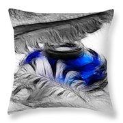 Featherlight Throw Pillow