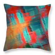 February 15 2010 Throw Pillow