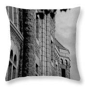 Federal Throw Pillow