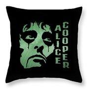 Feed My Frankenstein Throw Pillow
