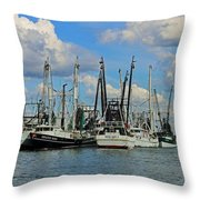 Feel The Groove Throw Pillow