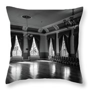 Feel The Lives  Throw Pillow
