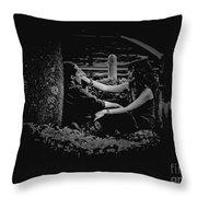 Feelings Of Love II Throw Pillow