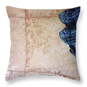 Feet Around The World #10 Throw Pillow