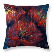 Fellowship Throw Pillow by Nadine Rippelmeyer