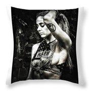 Femella Throw Pillow