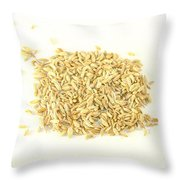 Fennel Seed Throw Pillow