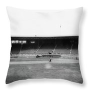 Fenway Park 1914 Throw Pillow