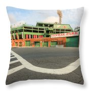 Fenway Park IIi Throw Pillow