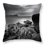 Feohanagh, Dingle, Ireland Throw Pillow