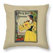 Ferdinand Schuyler Throw Pillow