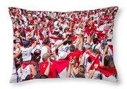 Feria Throw Pillow