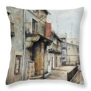 Fermoselle Throw Pillow