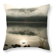 Fernan Fog Throw Pillow