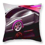 Ferrari 14 Throw Pillow