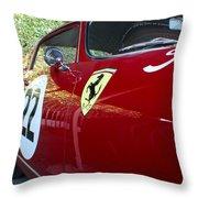 Ferrari 250 Gt Throw Pillow