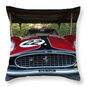 Ferrari 250 Gt Style Throw Pillow