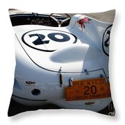 Ferrari 375 Mm Throw Pillow