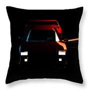 Ferrari F40 001 Throw Pillow