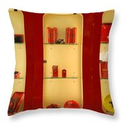Ferrari  Stuff Throw Pillow
