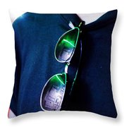 Festival Throw Pillow