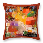 Festivity Throw Pillow