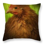 Fethers Throw Pillow