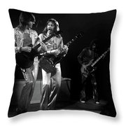 Fhat#39 Enhanced Bw Throw Pillow