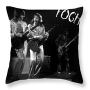 Fhat#39 Enhanced Bw With Text #2 Throw Pillow