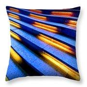 Fibonacci Patterns 2 Throw Pillow
