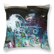 Fiddleheads 300  Throw Pillow