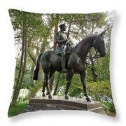 Field Marshal Sir John Dill Throw Pillow