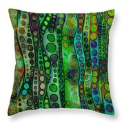 Field Space Throw Pillow