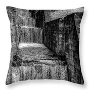 Fifty Shades Of Five Throw Pillow