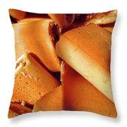 Fig Treat Throw Pillow
