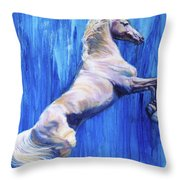 Fighting Spirit Throw Pillow