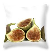 Figs Throw Pillow